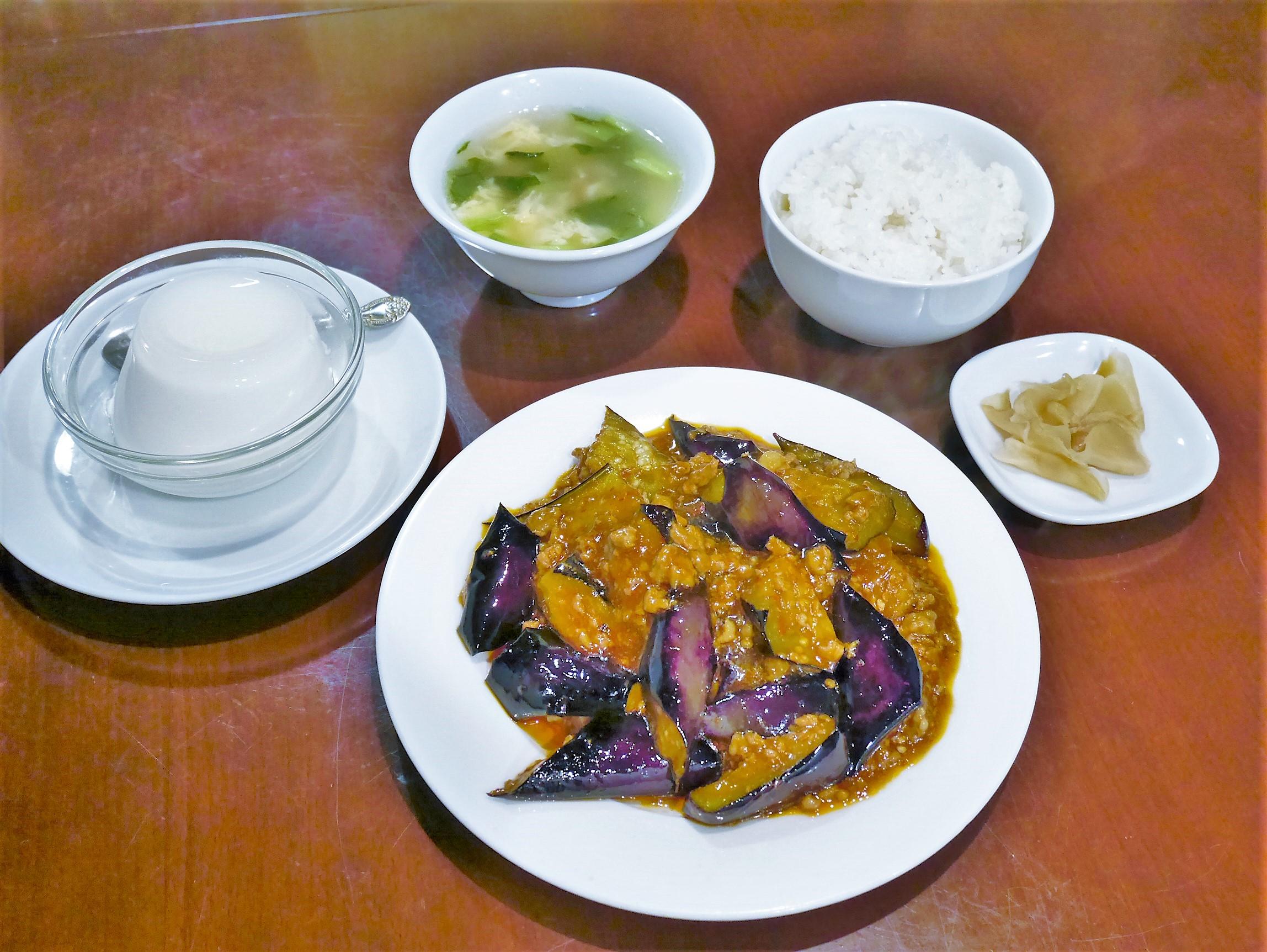 麻婆茄子(マーポー茄子)